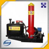 Cilindro telescópico hidráulico de OEM/ODM para el carro de volquete