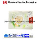 3 мешка упаковки еды бортовых уплотнения пластичных с зазубриной разрыва
