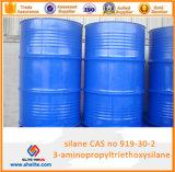 Pureza elevada 99,5% Agente de acoplamento de silano Kh550 3-Triethoxysilylpropylamine (número CAS 919-30-2)
