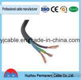 Cables sumergibles de la bomba del caucho H07rn-F