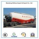 Acoplado a granel avanzado del petrolero del cemento con alta calidad