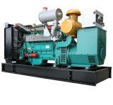 배 힘 100kw Biogas Genrator 목제 세트
