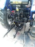 前部ローダーが付いている55HP 4WDの農場トラクター