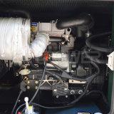 Gerador Diesel silencioso 7kw Genset Diesel com motor de Perkins