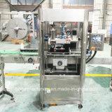 Potable automatique bouteille Pet manchon rétractable PVC Machine d'étiquetage