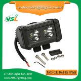 Barra ligera del trabajo impermeable del LED para la barra ligera del trabajo campo a través del carro LED del carro