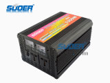 Suoer Solar Power Inverter con el cargador 1000W Inversor 12V 220V Plaza Sine Wave Power Inverter (HDA-1000C)