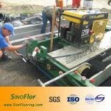 Máquina de pavimentação (com gerador) para a trilha de competência plástica