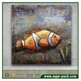 도매 Handmade 3D 물고기 예술 색칠