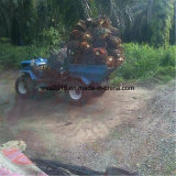 Entraîneur agricole d'huile de palmier de bonne qualité avec l'engine de Yanmar
