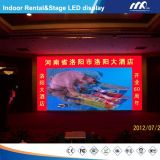 Mrled Stage LED Display met SOFT en Transparent, Flexible LED Display