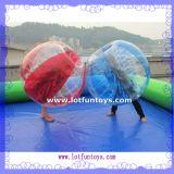 Высокое качество надувные прав футбол купол мяч для футбола