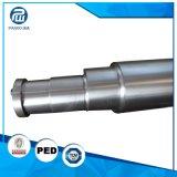 提供42CrMo4V鋼鉄ギヤ鍛造材シャフト
