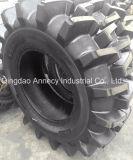 Gomma agricola di nylon 14.9-24 14.9-38 13.6-38 13.6-28 reticolo diagonale della gomma R2 del campo di risaia del pneumatico del trattore agricolo della gomma