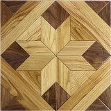 Pavimento em madeira de engenharia de parquet de mosaico de carvalho