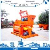 Fornecedor elétrico da máquina do misturador concreto do eixo gêmeo novo de Js de China (JS500-3000)