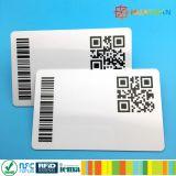 Smart card clássico da impressão MIFARE EV1 1K RFID de HUAYUAN QR