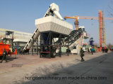 Mobiele Concrete het Mengen zich Installatie -75m3/H