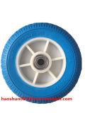 300-4 roda da espuma do plutônio para o carrinho de mão de roda e o trole da mão