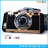 Крышка сотового телефона камеры PC+Silicone для iPhone 6/6s плюс