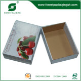 Коробки плодоовощ бумажные для вишни упаковки