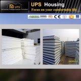 Fácil modular del verde del fabricante de China instalar la casa prefabricada del jardín