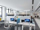 Leiden van het Bureau van Uispair Moderne onderaan de Lichte 10W Schemerlamp van het Lichaam van de Legering van het Aluminium