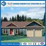 Villa d'acciaio poco costosa modulare prefabbricata
