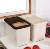 穀物の容器、米の穀物の穀物のオートミールの砂糖のナットの豆のためのプラスチック明確な食糧節約器の穀物の看守の食糧貯蔵容器