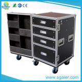 Сверхмощная коробка ящика инструмента оборудования случая инструмента ящика