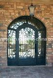 손 위조된 단철 단식 부기 문 안전한 문 디자인