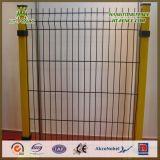 Подгонянное Curve Weld Wire 3D Fence Panel