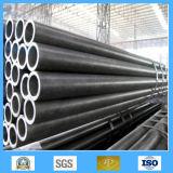 Tubo de acero templado y el tubo