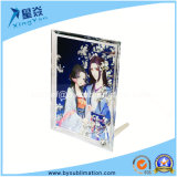 Sublimation Glass Photo Frame with Stand