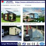 Stahlrahmen-Zwischenlage-Panel-Behälter-Haus