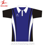 Kein MOQ Sublimation-Mann-Polo-Hemd