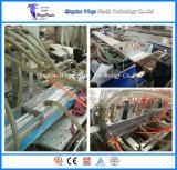 Machines en plastique d'extrusion de cadre de porte, extrudeuse de profil de PVC de haute performance