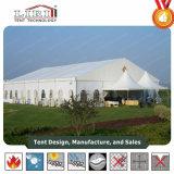 25mのゆとりのスパンの1000人の結婚式のための大きく贅沢な結婚式の玄関ひさしのテント