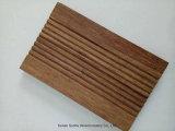 Revestimento de bambu tecido, revestimento de bambu ao ar livre, carbono 18 milholeiras
