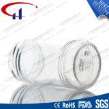 contenitore eccellente del miele di vetro di silice 200ml (CHJ8005)
