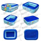 Aufblasbares Kids Amusement Swimming Water Pool mit Slide