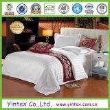 600TC 100% algodão Stripe Hotel Roupas de Cama Queen
