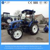 Alimentador agrícola de la rueda de la granja del fabricante 70HP del alimentador de la granja/del jardín de la potencia grande