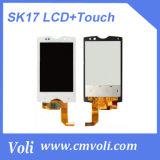 LCD-Handy für Sony Ericsson Sk17 LCD komplett