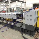 Xj65 pino frio do canhão da máquina extrusora de borracha de alimentação de linha de extrusão do tubo