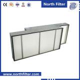 ISO9001 Filter ULPA van de Plooi HEPA van de glasvezel de Mini