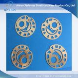 Plaque d'acier inoxydable, gravure de plaque d'acier inoxydable
