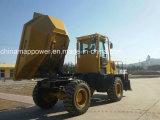 De Vrachtwagen van de Kipwagen van de Machines 10tonne van de bouw