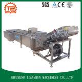野菜クリーニングに使用する洗浄の機械装置として圧力洗濯機