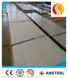 Prix usine de plaque/feuille AISI 321 d'acier inoxydable